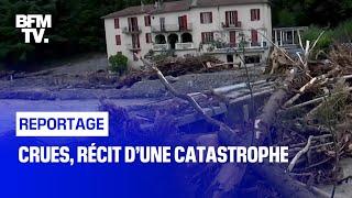 Documentaire Crues, récit d'une catastrophe