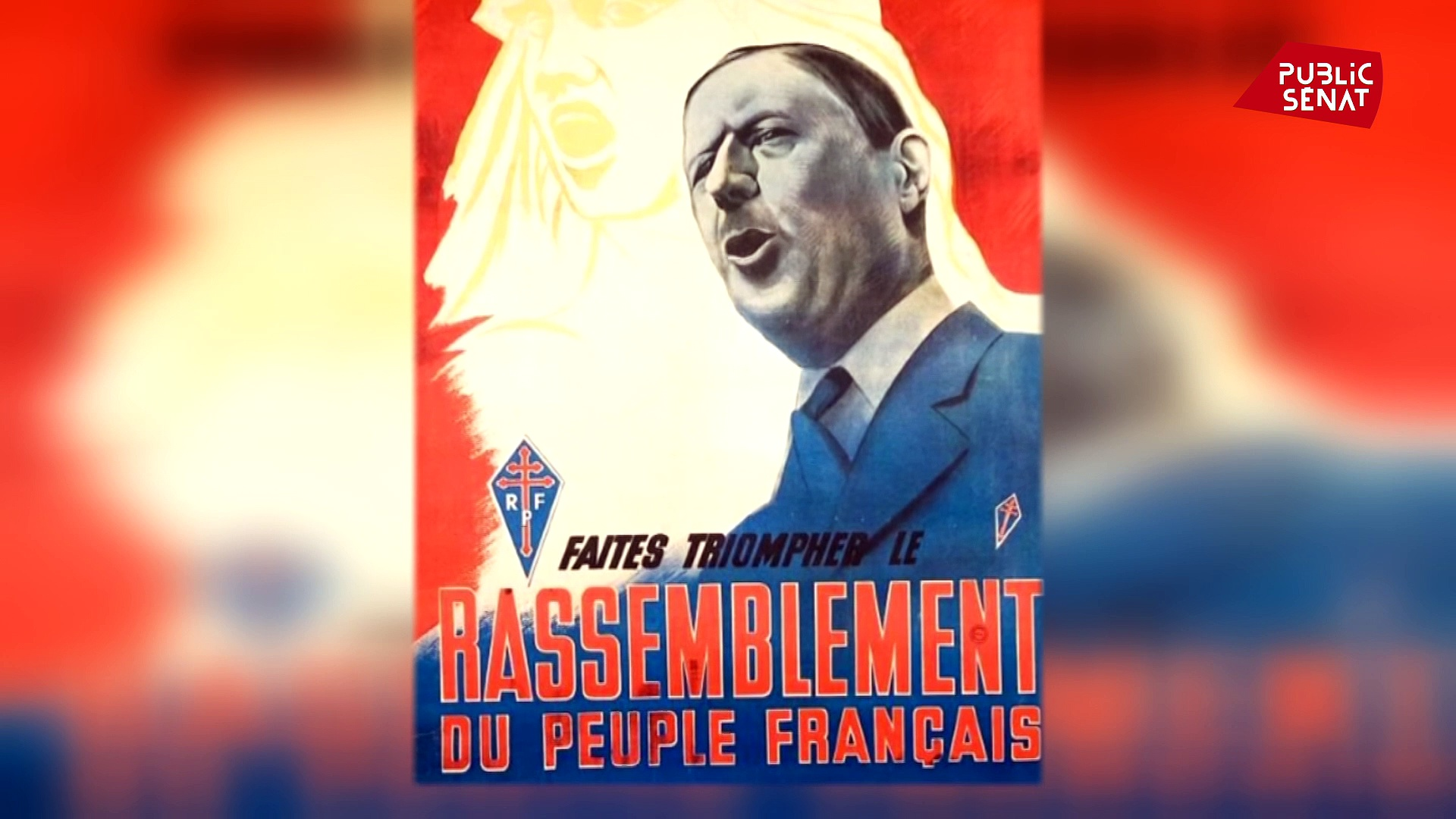 Documentaire De Gaulle, le monarque et le Parlement