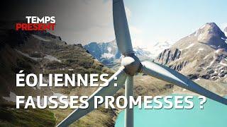 Documentaire Éoliennes, et si on nous vendait du vent ?