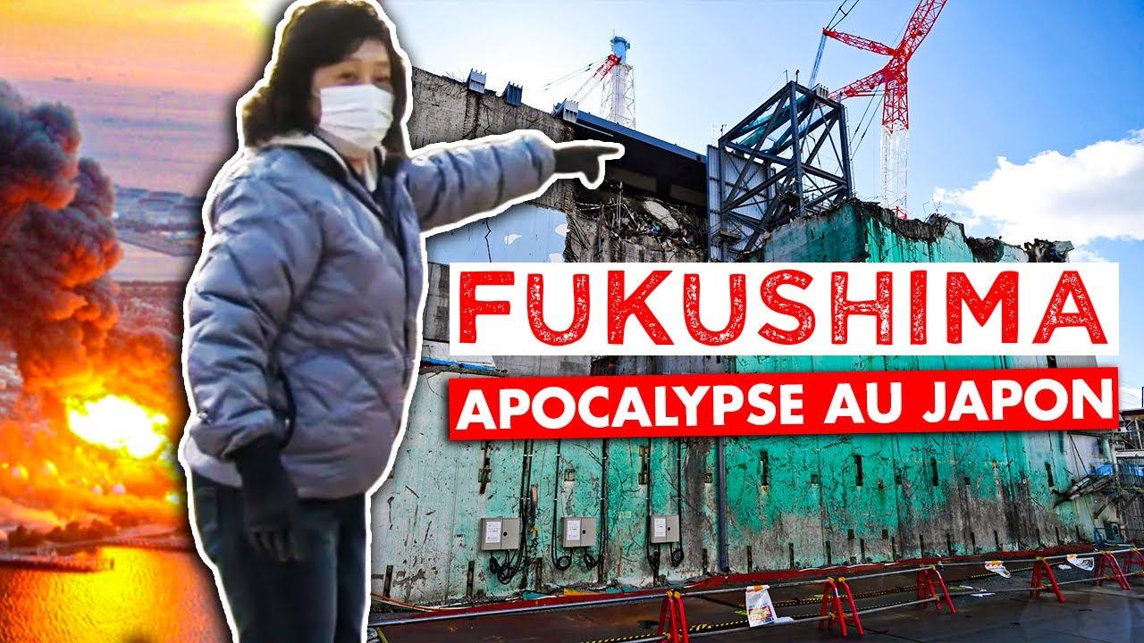 Fukushima: le jour où le Japon a sombré dans le chaos