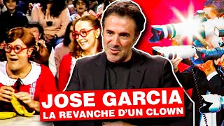 José Garcia, la revanche d'un clown