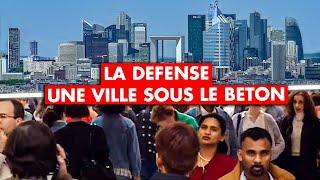 Documentaire La Défense : une ville sous le béton