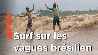 Documentaire La » Pororoca «, l'immense vague du Brésil | Voyages aux Amériques