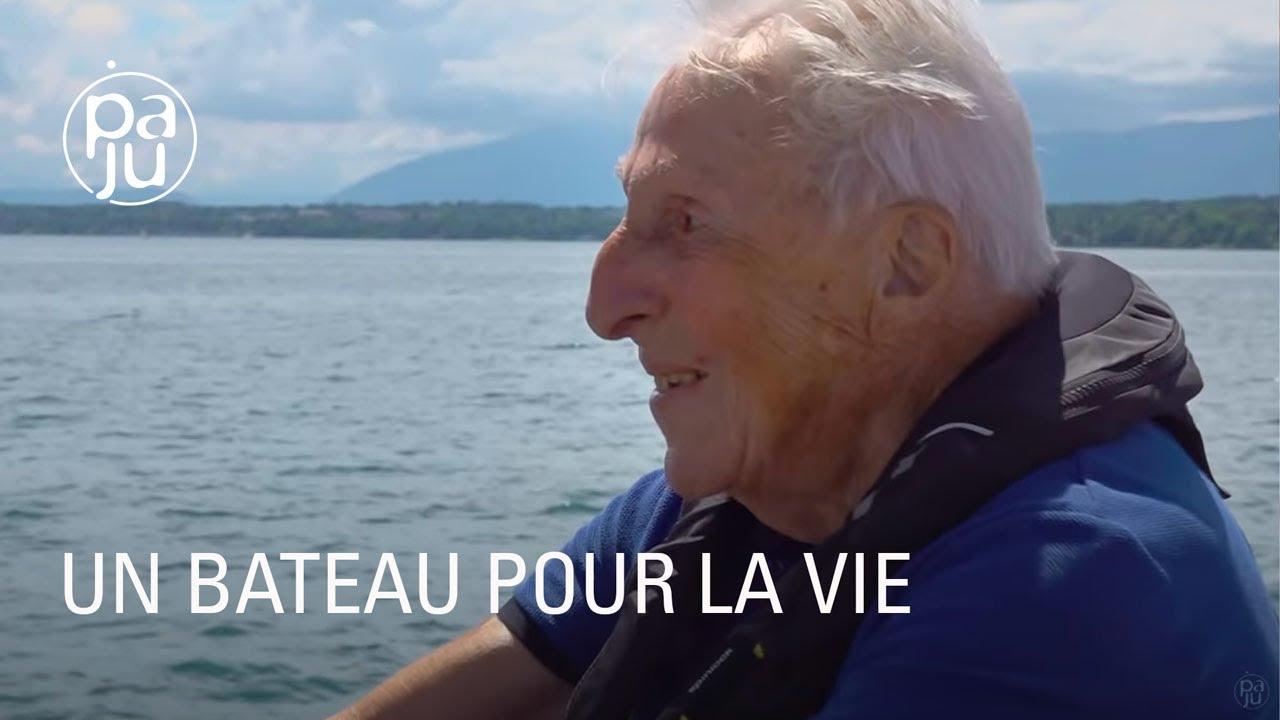 Documentaire La belle histoire d'un homme et d'un bateau de légende
