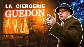 Documentaire La ciergerie Guédon, un artisanat d'excellence