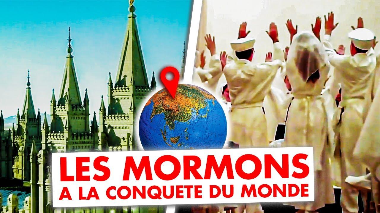 Les Mormons à la conquête du monde
