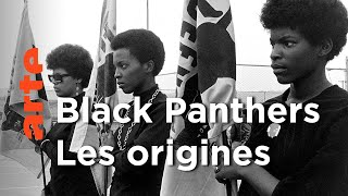Documentaire Les Origines du Black Power | Black Panthers (Episode 1)