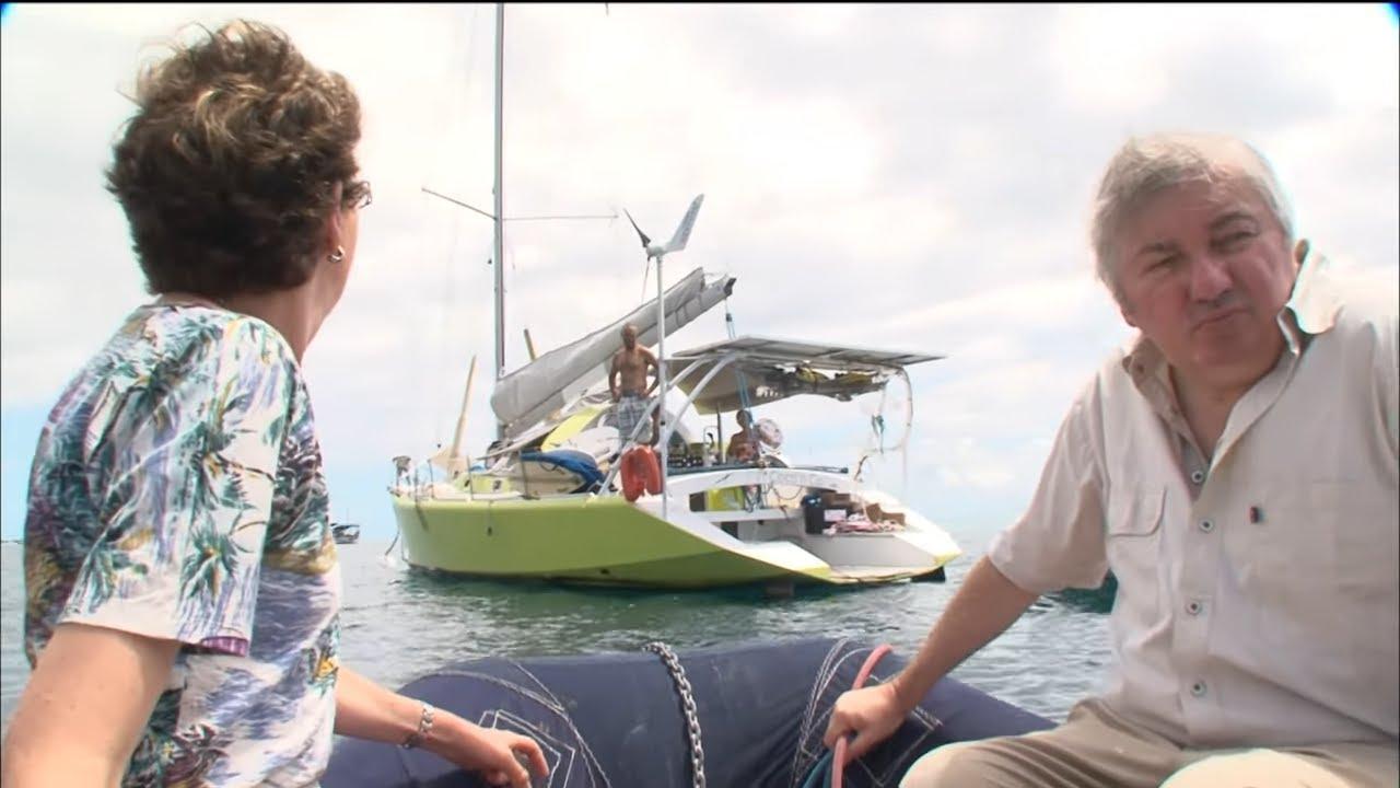 Documentaire Les disparus de Tahiti