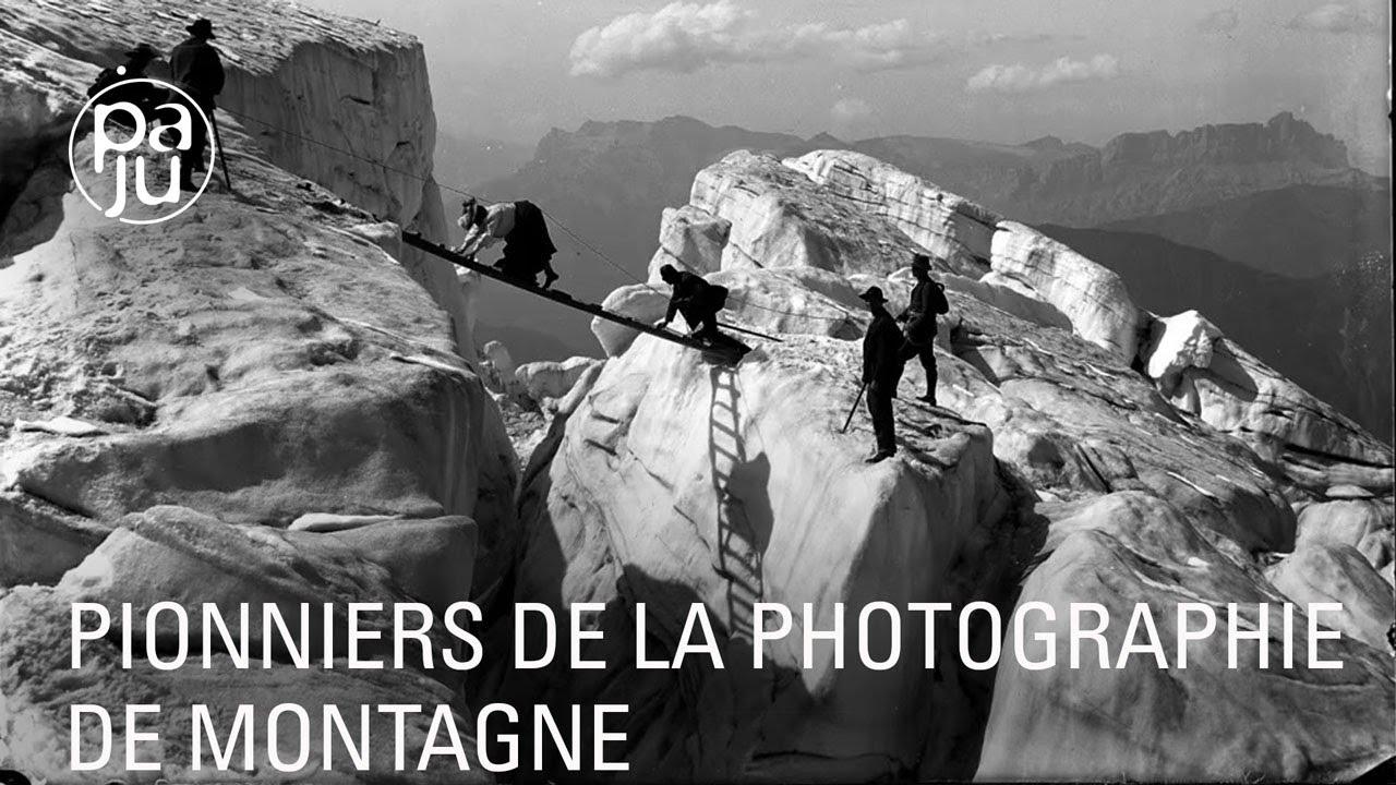 Les incroyables images d'une dynastie de photographes à Chamonix