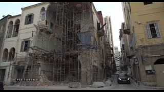 Documentaire Beyrouth, ville  meurtrie