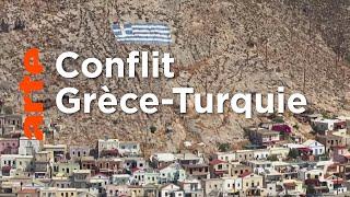 Documentaire Méditerranée orientale : l'épreuve de force
