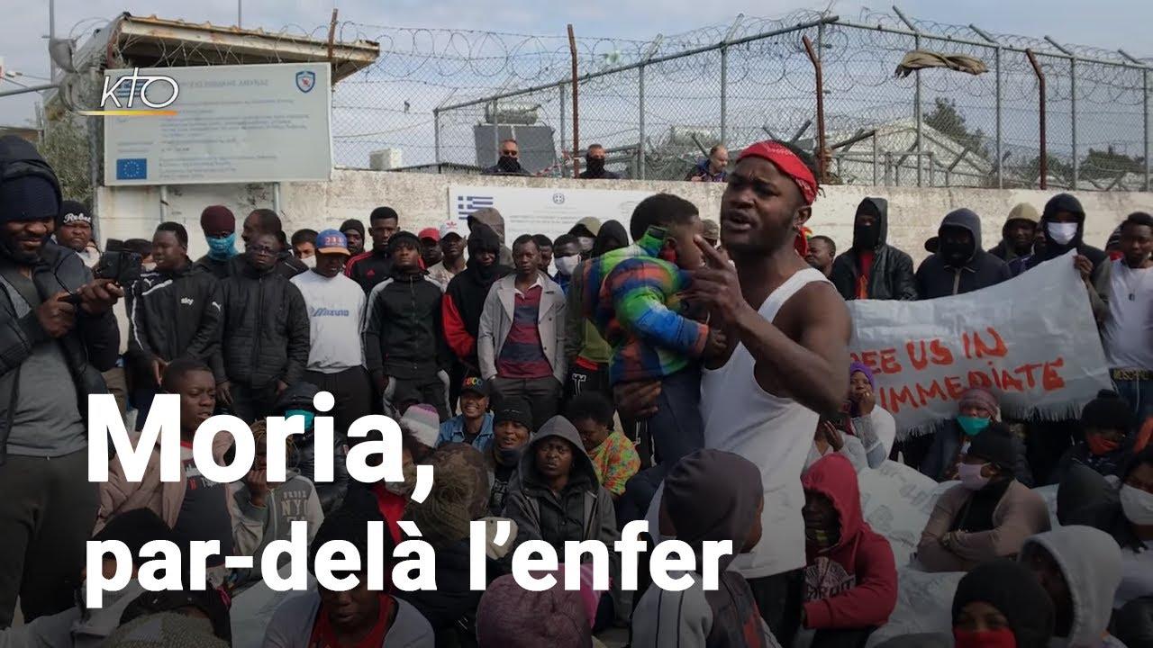 Documentaire Moria, par-delà l'enfer