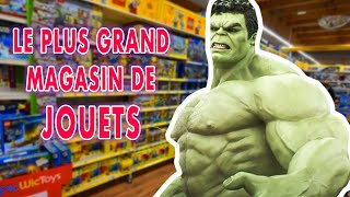 Documentaire Noël : les coulisses du plus grand magasin de jouets de France