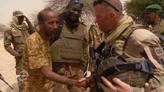Documentaire Opération Barkhane, au plus près de l'armée malienne