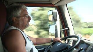 Documentaire Routiers low cost, les nouveaux esclaves de la route