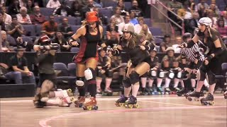 Roller Derby : le girl power à roulettes !