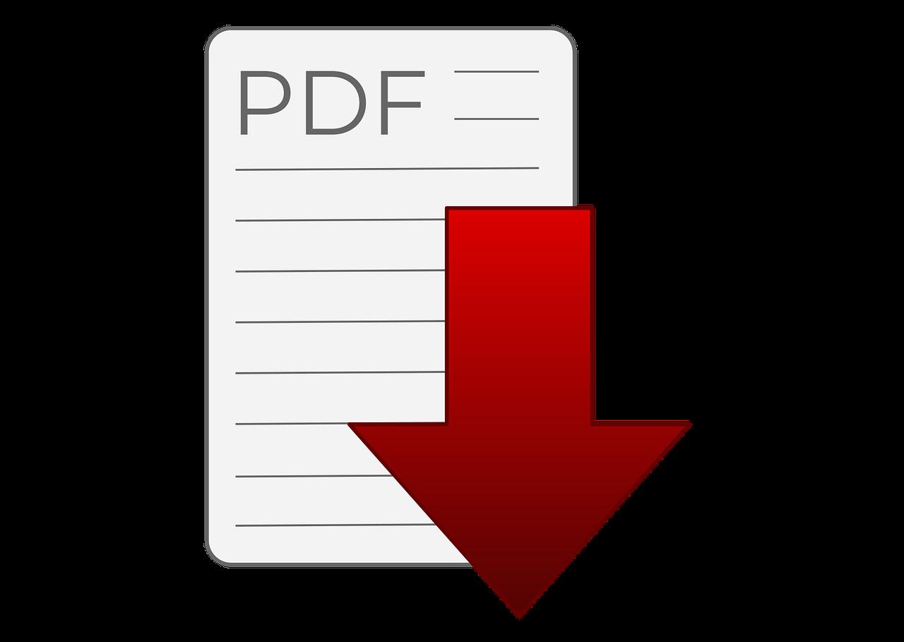 Convertissez votre document word en format PDF en quelques clics  !