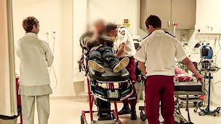 Ambulanciers dans l'urgence