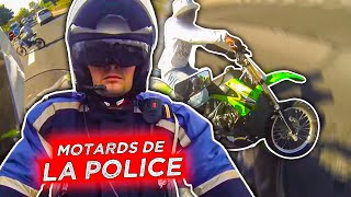 Documentaire Au coeur de la brigade motocycliste