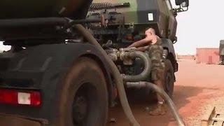 Documentaire #Barkhane : Les soldats du pétrole en opérations
