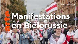 Biélorussie : résister depuis l'extérieur