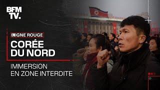 Documentaire Corée du Nord, immersion en zone interdite