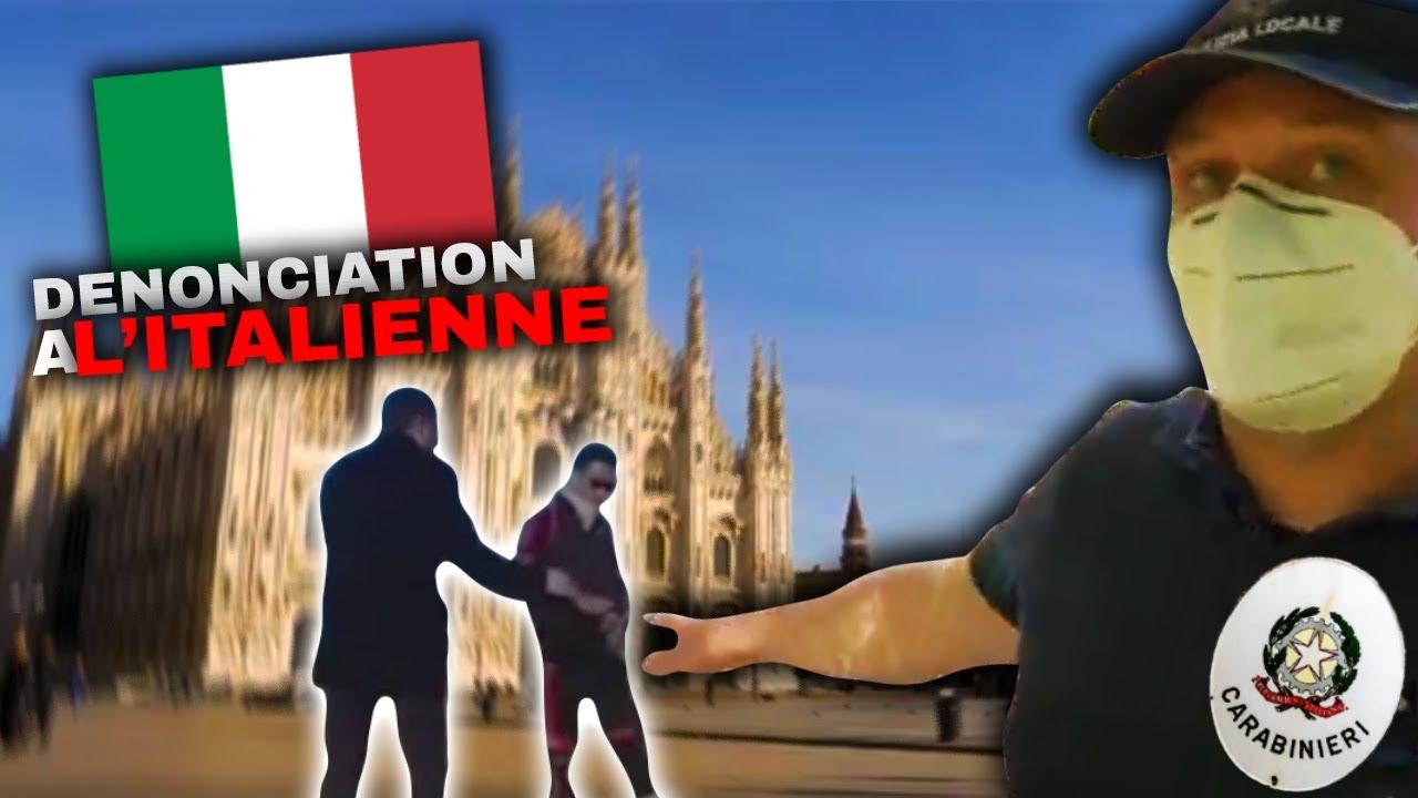 Documentaire Crise du COVID : dénonciation à l'italienne