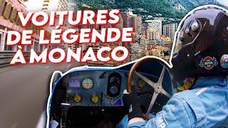 Documentaire Dans les coulisses du Grand Prix Historique de Monaco