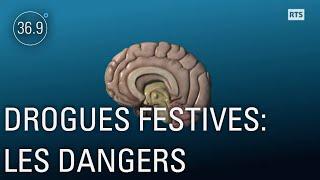 Documentaire Drogues festives : défonce et dérives