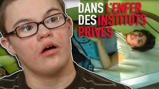 Enfants handicapés, dans l'enfer des instituts privés
