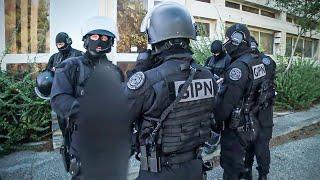 GIPN Marseille : police d'élite en alerte