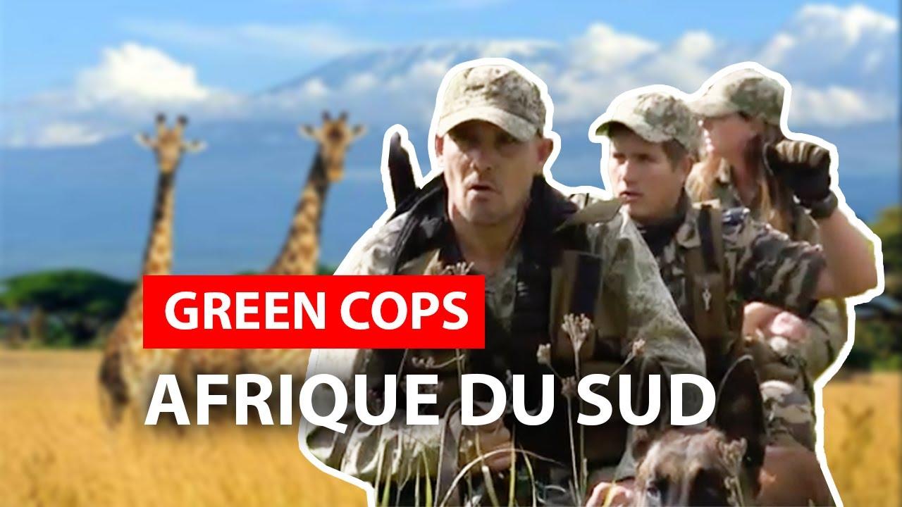 Documentaire Green Cops, les gardiens de la planète : Afrique du Sud