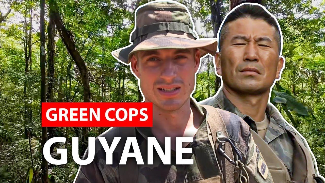 Green Cops, les gardiens de la planète : Guyane