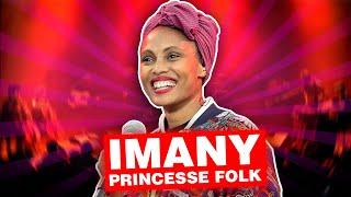 Imany, princesse folk