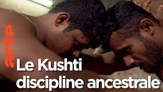 Inde, la lutte à mains nues