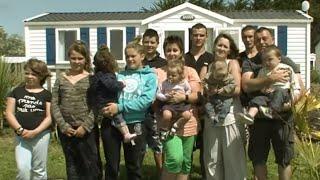 Documentaire J'emmène mes 10 enfants en vacances !