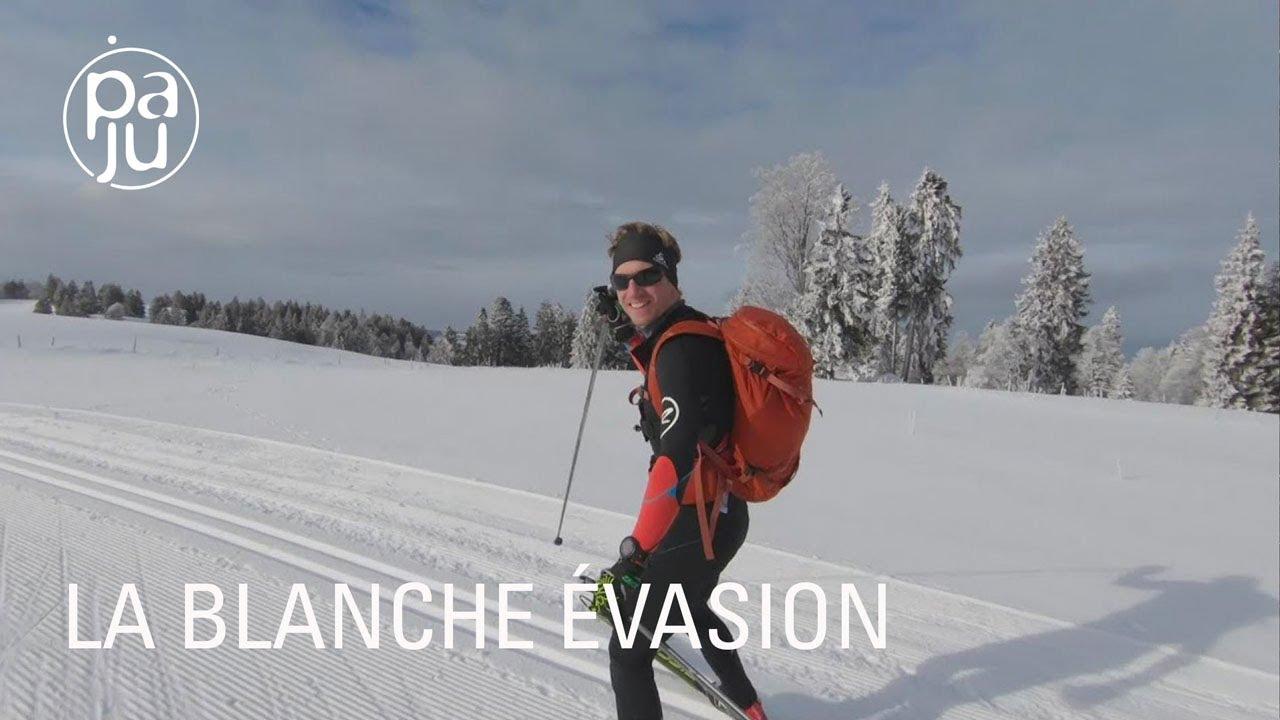 Documentaire Journal intime d'une traversée du Jura à ski de fond