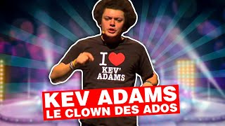 Kev Adams, le clown des ados