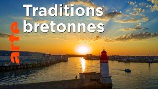 La Bretagne entre ciel et mer