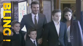 La vie 5 étoiles des Beckham à Paris