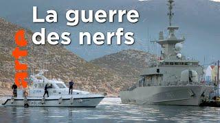 Le conflit gazier en mer Égée