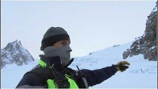 Le peloton de gendarmerie de haute montagne de Chamonix