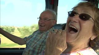 Documentaire Le tour d'Italie en bus