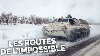 Les Routes de l'impossible - Kazakhstan : Péril dans la Steppe