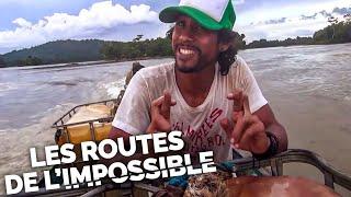Documentaire Les Routes de l'impossible – Suriname : Pour une poignée d'or