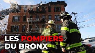 Documentaire Les pompiers du Bronx, New Yok City