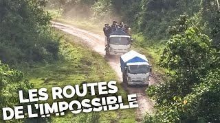 Documentaire Les routes de l'impossible – Ethiopie, au cœur de la fournaise