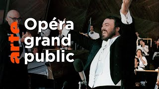 Documentaire Pavarotti, chanteur populaire