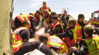 Pompiers des Yvelines, des héros au coeur de l'urgence