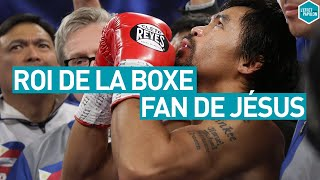 Roi de la boxe et fan de Jésus